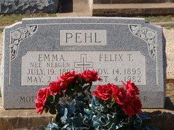 Emma <i>Nebgen</i> Pehl