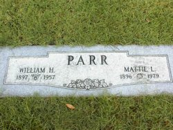 William Henry Parr