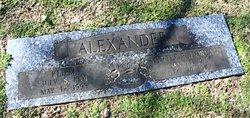 Myrtle R. <i>Dorland</i> Alexander
