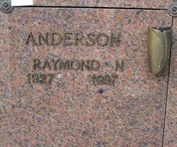 Raymond N Anderson