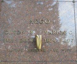 Marion C Argo