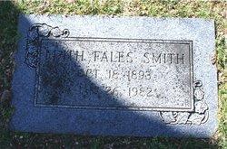 Edith Myrtle <i>Fales</i> Smith