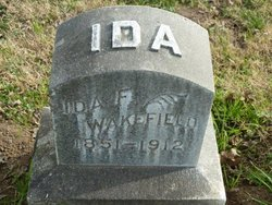 Ida Frances <i>Watrous</i> Wakefield