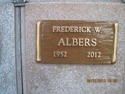 Frederick Albers