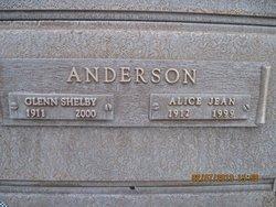 Glenn Shelby Anderson