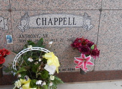 Anthony Chappell, Sr