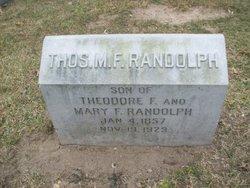 Thomas Marshall Fitz Randolph