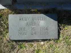 Ruby <i>Butler</i> Avery