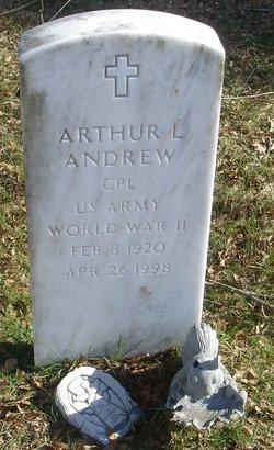 Arthur L Andrew