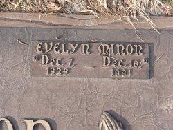 Evelyn Minon Minon <i>Campbell</i> Burton