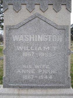 Anne Johnson <i>Pigue</i> Washington