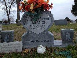 Steve Edward Branch