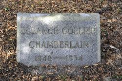 Eleanor <i>Collier</i> Chamberlain
