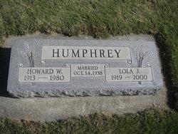 Lola Juanita <i>Crumbaker</i> Humphrey