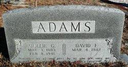 Molly Guthrie Adams