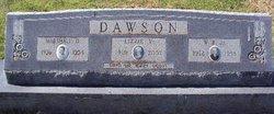 Lizzie Venelia Pat <i>Gorden</i> Dawson