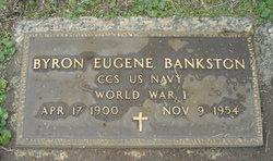 Byron Eugene Bankston