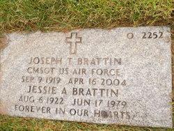 Joseph T Brattin