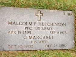 Malcolm Pratt Hutchinson
