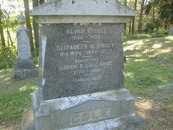 Elizabeth A. <i>Finney</i> Cole
