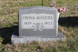 Veronica Frona Alfultis