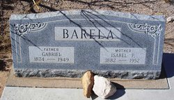 Isabel P Barela