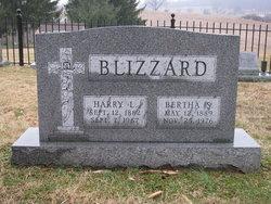 Bertha S Blizzard