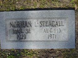Norman L Steagall