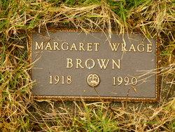 Margaret Ellen <i>Daly</i> Brown