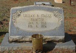 Lillie B <i>Staggs</i> Hamiter