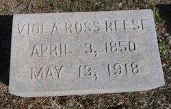 Viola <i>Ross</i> Reese