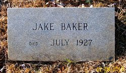 Jacob A Jake Baker