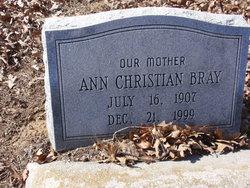 Ann Christian Bray