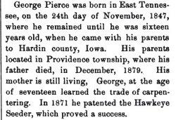 George Pierce