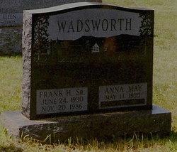 Frank H Wadsworth