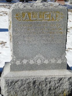 Julia Fidelia <i>Miller</i> Allen