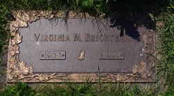 Virginia M <i>Hicks</i> Brightbill