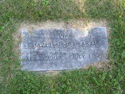 Hazel Margaret (June) <i>Potter</i> Howarth