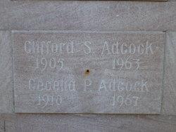 Cecelia P. Adcock