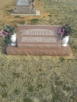 Alfred W Shields