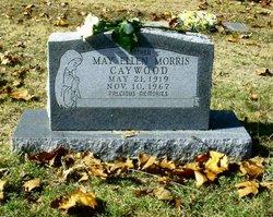 Mary Ellen May <i>Morris</i> Caywood