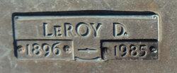 Leroy Douglas Abbott
