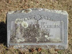 Charley Quinton Buck Up Cockburn