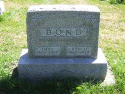 Emma <i>Woolrich</i> Bond