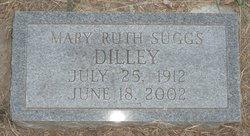 Mary Ruth <i>Suggs</i> Dilley