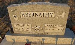 Michael D Abernathy