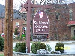Saint Marys Memorial Garden