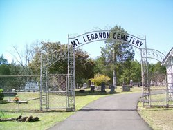 Mount Lebanon Cemetery