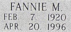 Fannie <i>Morgan</i> Albright