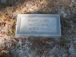 Mary Long Nix